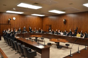 The Upper House Standing Committee on Agriculture, Forestry and Fishery adopted the resolution in the parliament, Thursday, April 18.