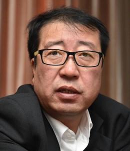 柳参奎教授/東北林業大学YMD_7915