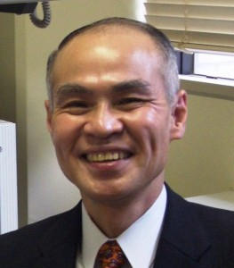 石田正昭教授