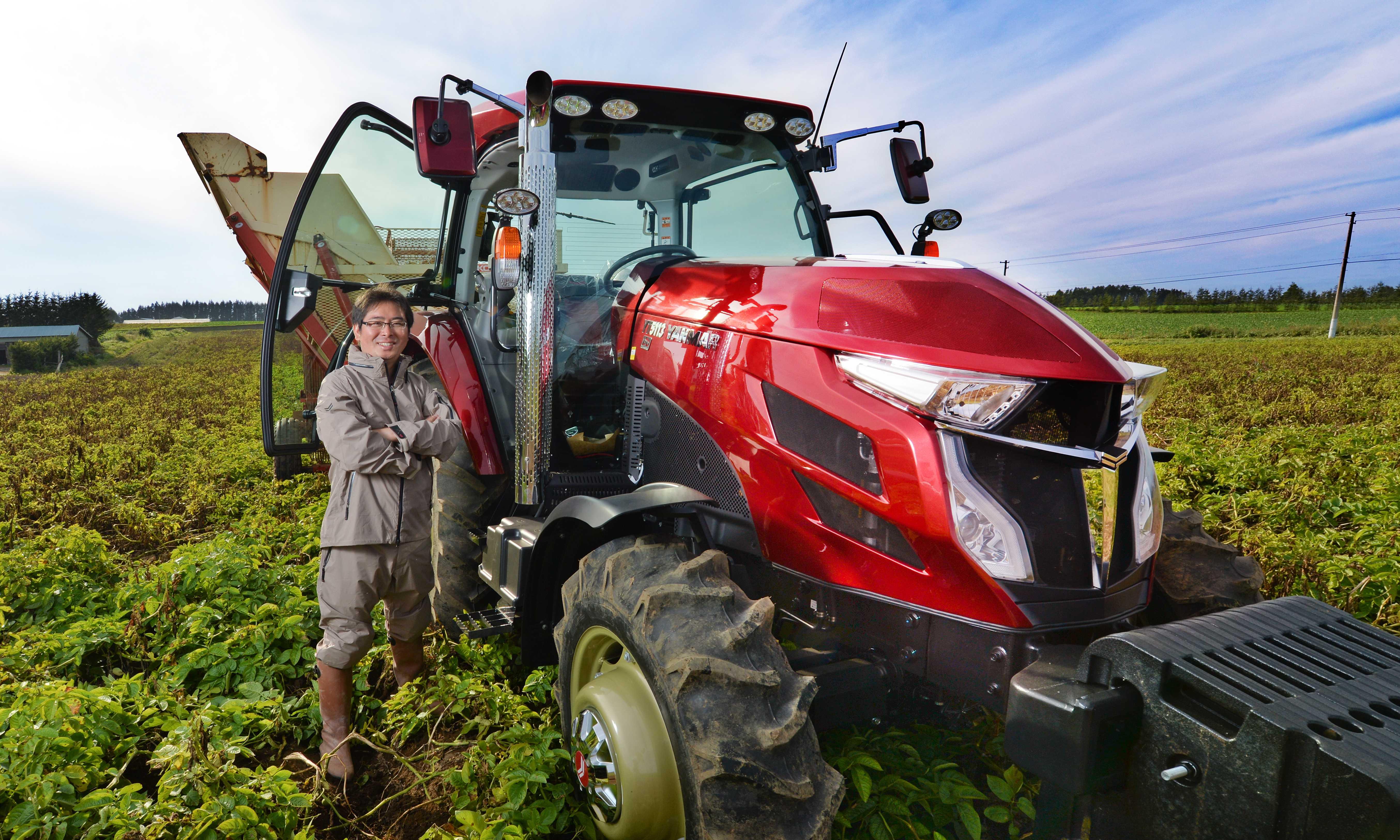 News】 Farmers go stylish (Nov  1, 2015)   The Japan Agri News
