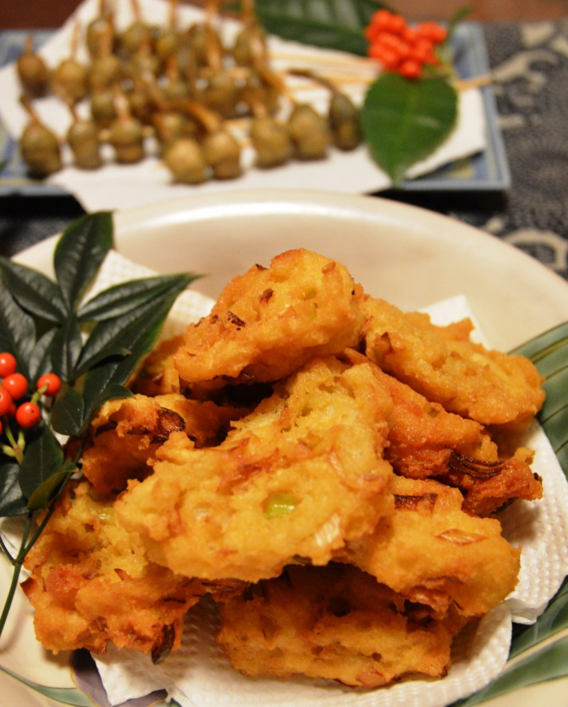 Enjoy the best combination of kuwai flavor and crispy but melting-soft texture!